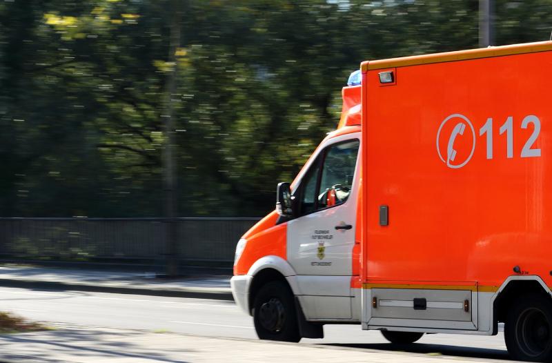 Rettungswagen tatütata