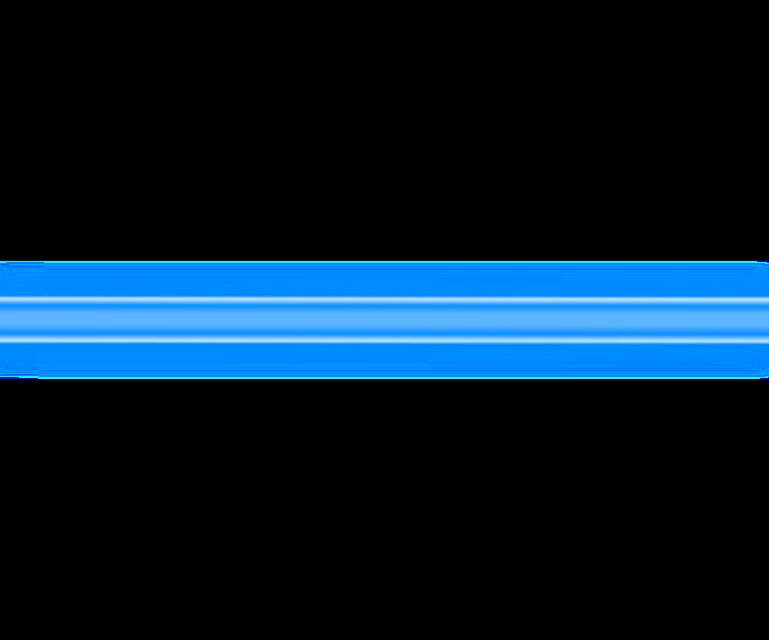 Lichtschranke, in blau
