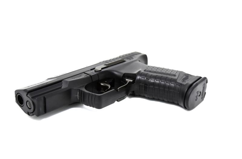 Nachahmung eines Pistolenmodells