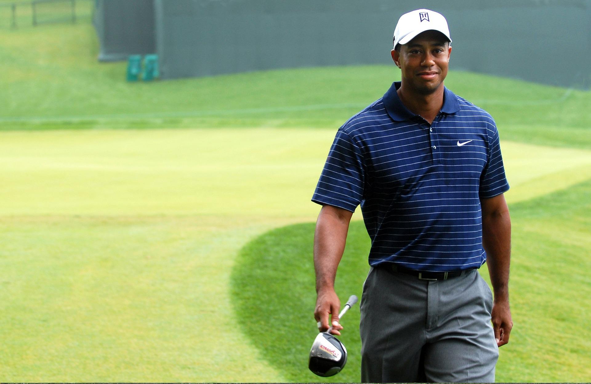 Tiger Woods als Person des öffentlichen Lebens